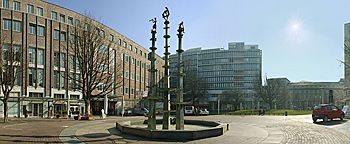 Hirschlandplatz Essen