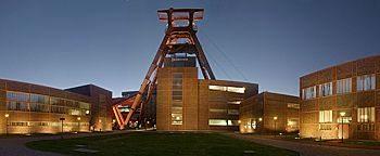Schacht Zollverein Zeche Zollverein Essen