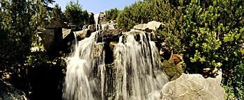 Wasserfall Essen