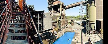 Werksschwimmbad Zeche Zollverein Essen