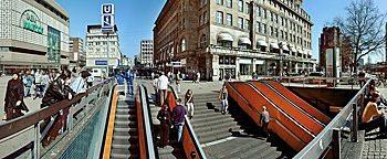 Willy-Brandt-Platz Essen