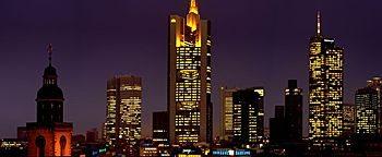 City Skyline Frankfurt