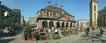 Hauptwache  Frankfurt