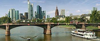 Ignatz-Bubis-Brücke Frankfurt