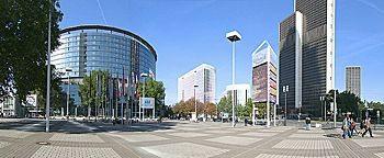 Messeplatz Frankfurt