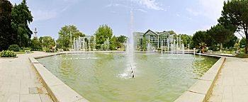 Oktobrunnen Frankfurt