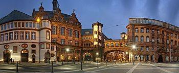 Paulsplatz  Frankfurt