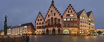 Römer Rathaus  Frankfurt