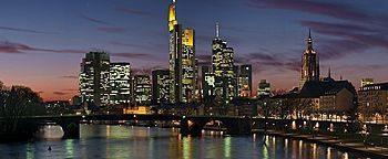 Skyline Frankfurt Frankfurt