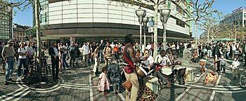 Straßenmusiker Frankfurt