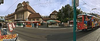 Südbahnhof Frankfurt