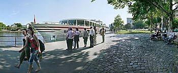 Untermainkai Frankfurt