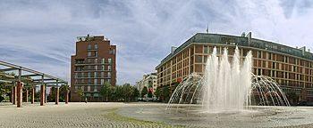 Walther-von-Cronberg-Platz Frankfurt