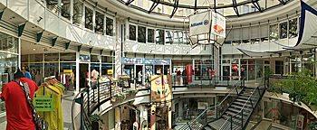 Atrium-Passage  Freiburg