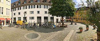 Augustinerplatz Freiburg