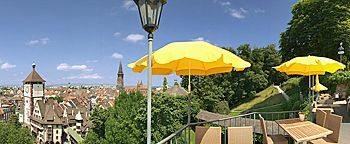 Aussichtsterrasse Schlössle  Freiburg
