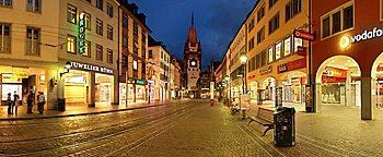 Kaiser-Joseph-Straße Freiburg