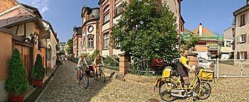 Marienstraße Oberstadt Freiburg
