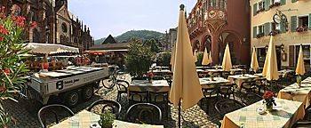 Münsterplatz  Freiburg