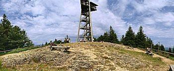 Schauinsland-Gipfel Freiburg