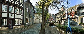 Abzuchtstraße Goslar