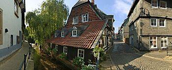 Altstadtgassen Goslar