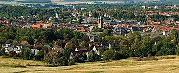 Blick auf Goslar Goslar