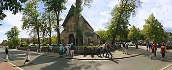 Domplatz Goslar