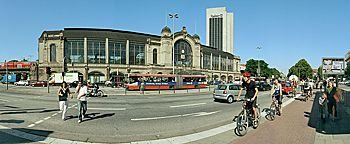 Bahnhof Dammtor Hamburg