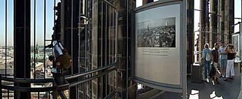 Kirchturm Aussichtsplattform Hamburg