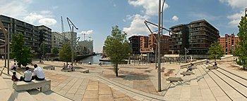 Magellan-Terrassen HafenCity Hamburg