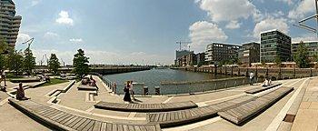 Marco-Polo-Terrassen HafenCity Hamburg