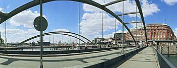 Niederbaumbrücke Hamburg