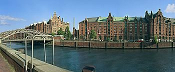 Speicherstadt HafenCityHamburg