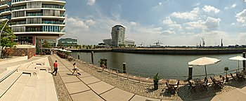 Vasco-da-Gama-Platz HafenCity Hamburg
