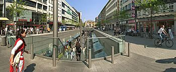 Bahnhofstraße Hannover