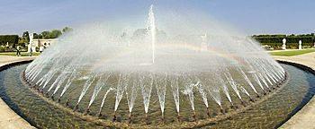 Brunnen Großer Garten Hannover