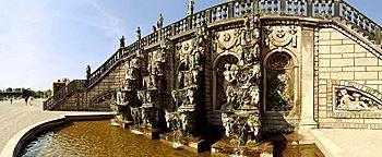 Große Kaskade Großer Garten Hannover
