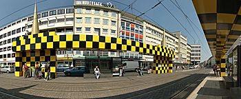 Haltestelle Steintor  Hannover