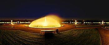 Illumination Großer Garten Hannover