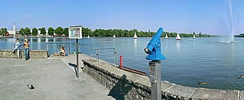 Maschsee-Terrasse Hannover