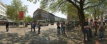 Platz der Weltausstellung Hannover