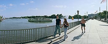 Promenade  Hannover