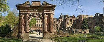 Elisabethentor  Heidelberg