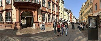 Hauptstraße  Heidelberg