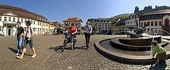 Karlsplatz Heidelberg