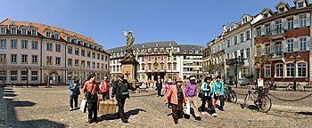 Kornmarkt Heidelberg