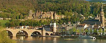 Neckarufer Heidelberg