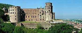 Schloss Heidelberg Heidelberg
