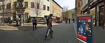 Theaterstraße Heidelberg